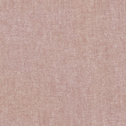 Mocha Essex Linen Cotton Blend