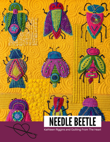 Needle Beetle Pattern Book