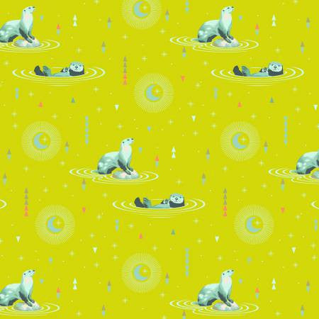 Spirit Animal Fabric - Pre-Order, Ships September 2017