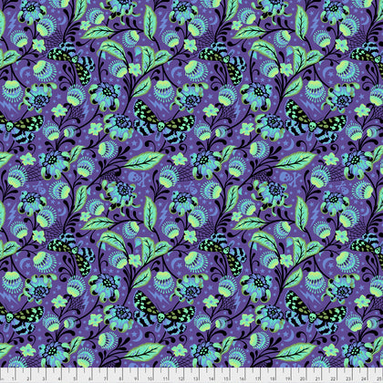 Tula Pink's De La Luna Haunted Venus Fabric