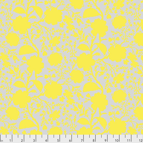 Tula Pink's True Colors Fabric - Wildflower Daisy