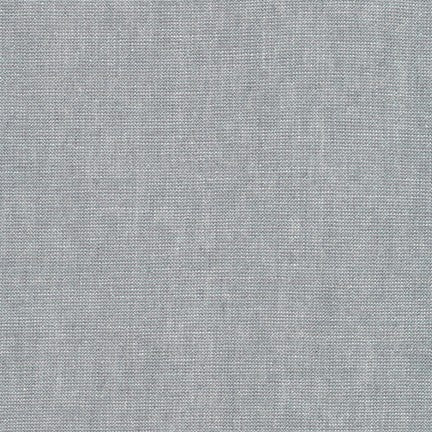 Platinum Metallic Essex Linen Cotton Blend