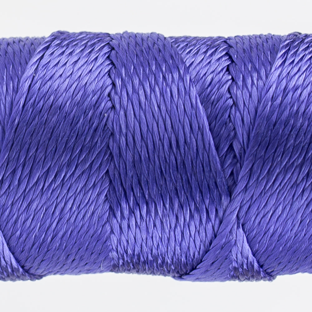 Sue Spargo's Solid Razzle Thread - 100% Rayon Thread - RZ3121- Blue Iris