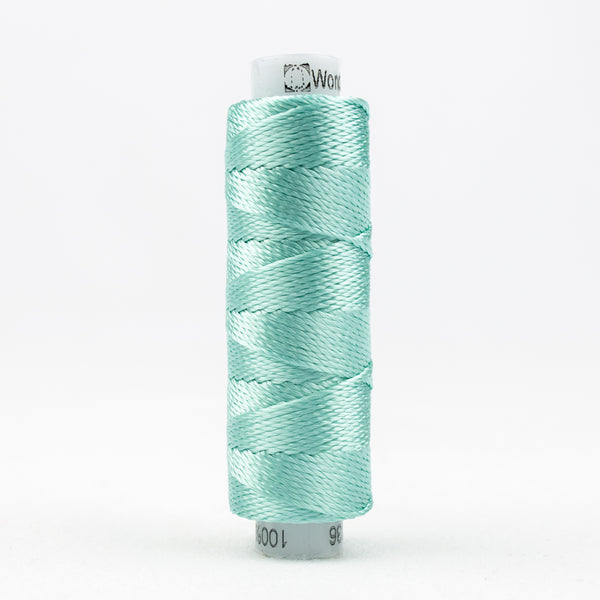 Sue Spargo's Solid Razzle Thread - 100% Rayon Thread - RZ4136 - Yucca