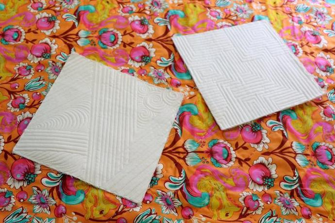 Quilting With Rulers on Your Domestic Sewing Machine - Friday November 2