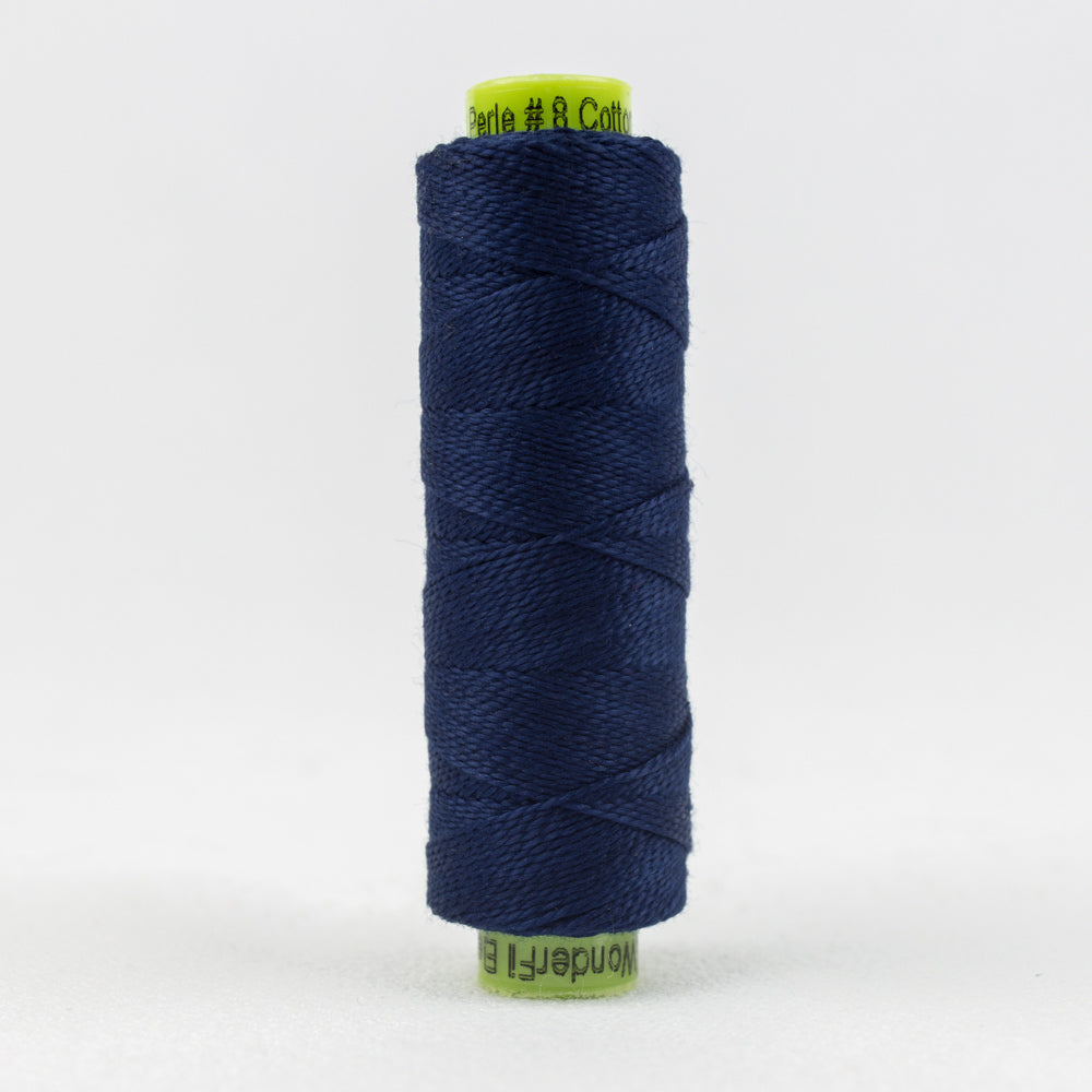 Sue Spargo's Eleganza 8 Weight Solids - Indigo
