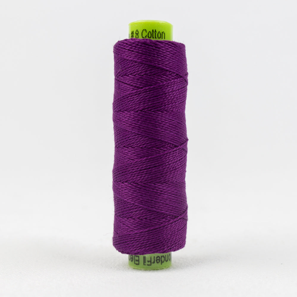 Sue Spargo's Eleganza 8 Weight Solids - Passion Flower