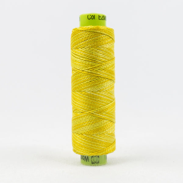 Sue Spargo's Eleganza 8 Weight Variegated - Solar Yellow