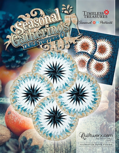 Seasonal Gatherings Table Topper