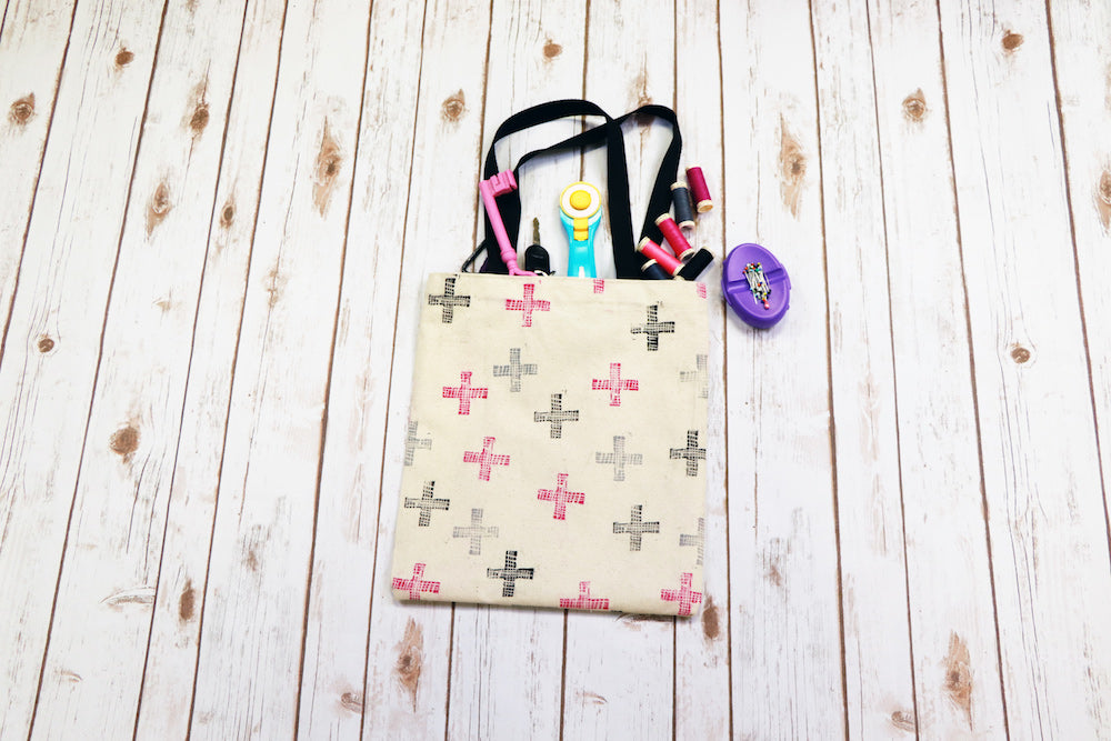 Hand Stamped Tote Bag Class - Thursday October 10