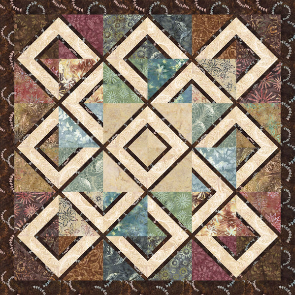 Labyrinth Pattern - Quiltworx.com