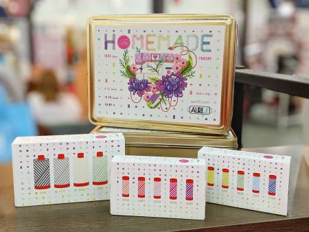 Tula Pink Homemade Custom Tin and Three Mini Collections - PreORder, Arrives March/April 2020