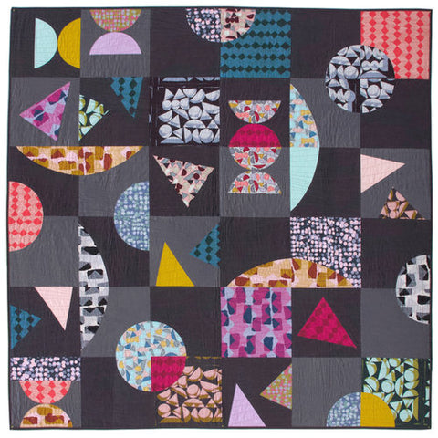 Vestige Quilt Pattern Digital Download