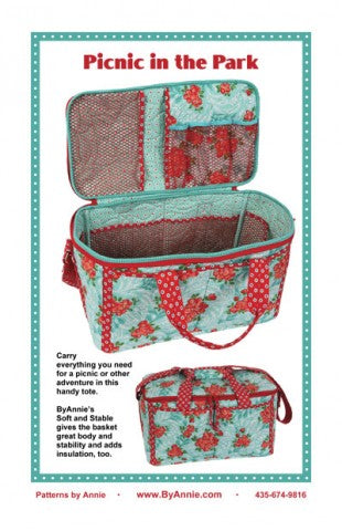 Picnic in the Park - Bag Pattern - By Annie