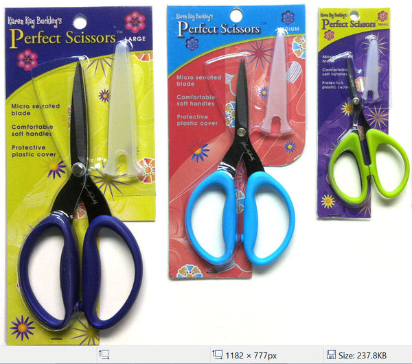 Karen Kay Buckley's Perfect Scissors - Small