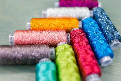 Sue Spargo's Dazzle Thread Complete Collection