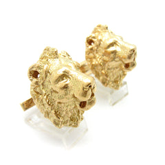 The Golden Lion Cufflinks