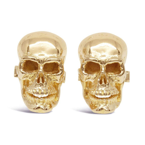 The Menacing Skull Cufflinks