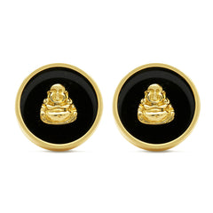The Happy Buddha Cufflinks