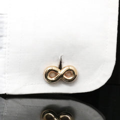 The Maverick Infinity Cufflinks