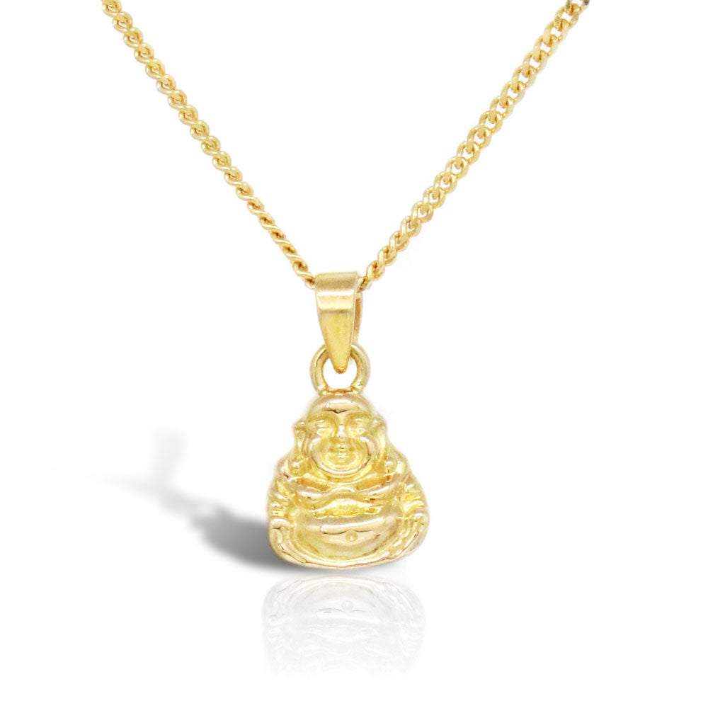 The Micro Buddha Pendant