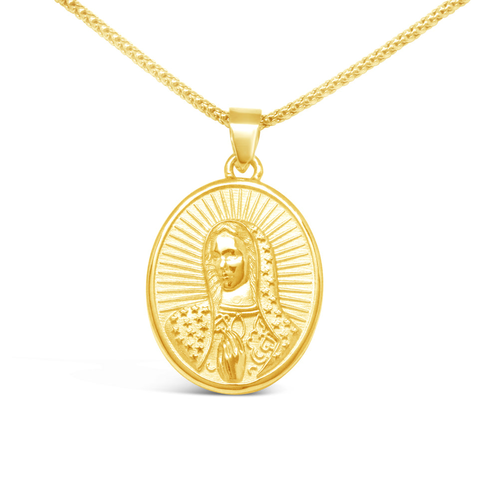 The Guadalupe Pendant