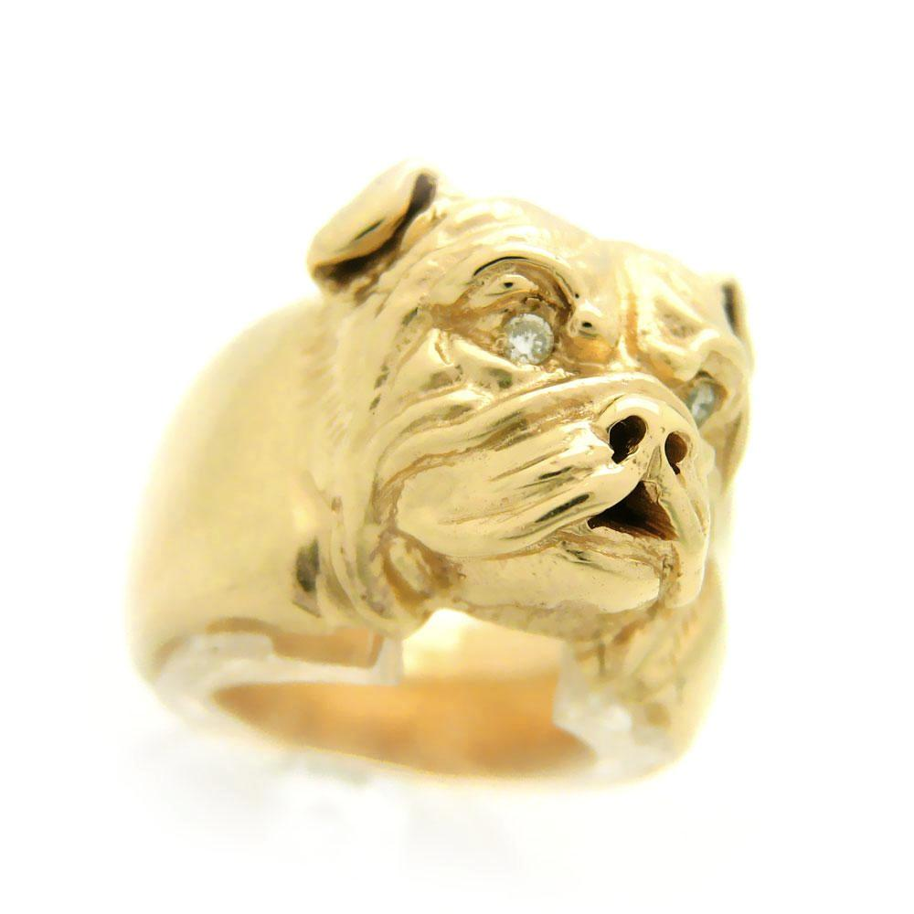 The Original Bulldog Ring