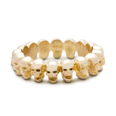 The Circle of Skulls Ring