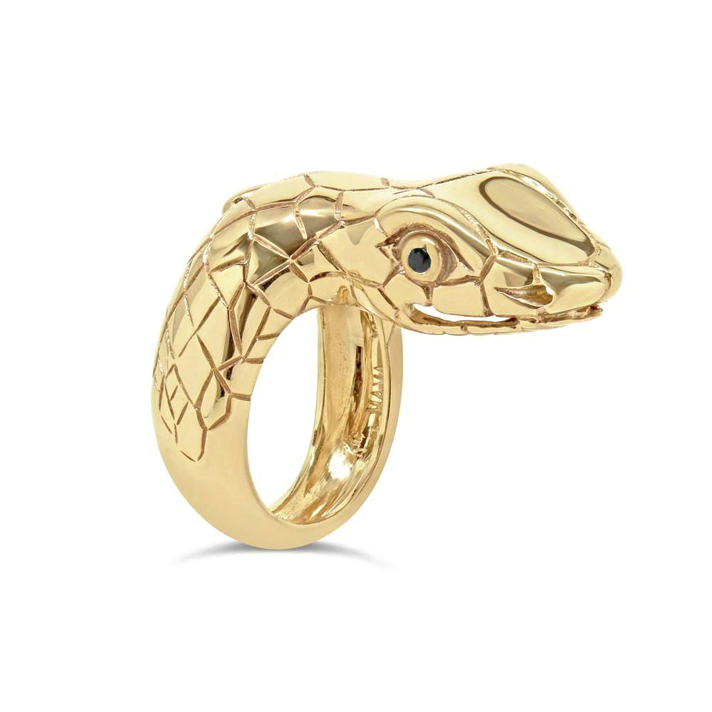 The Cunning Python Ring