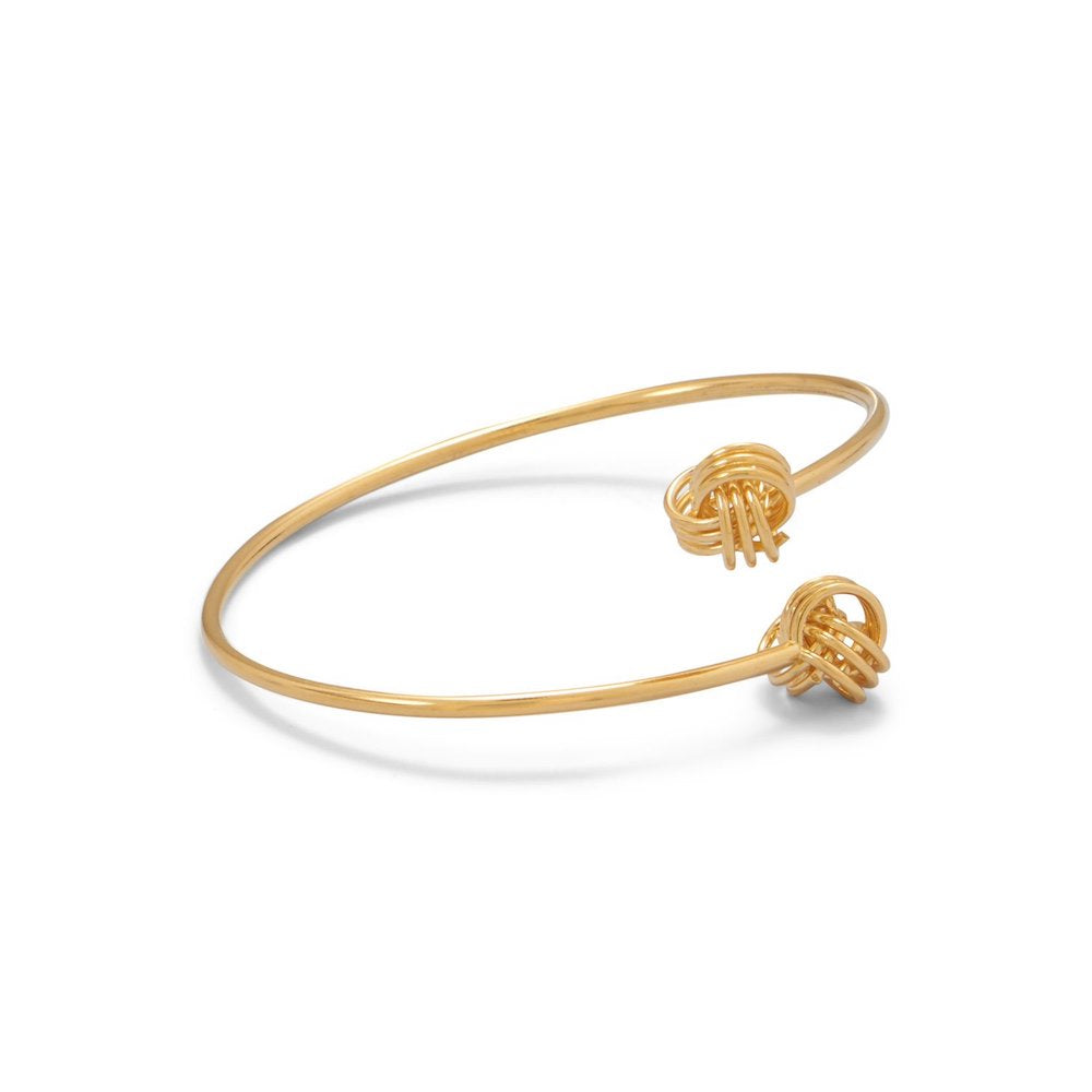 The Love Knot Bangle