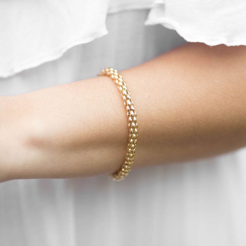 The Coreana Chain Bracelet