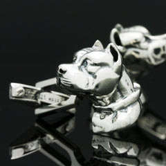 The Bulky Pitbull Cufflinks