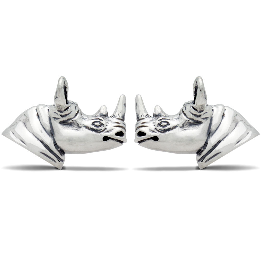 The Great Rhino Cufflinks