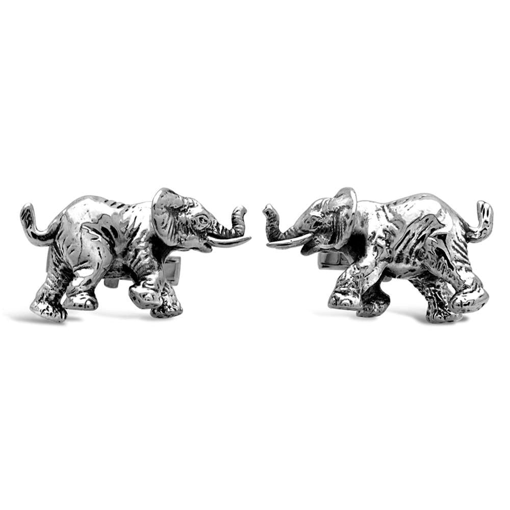 The Wild Elephant Cufflinks