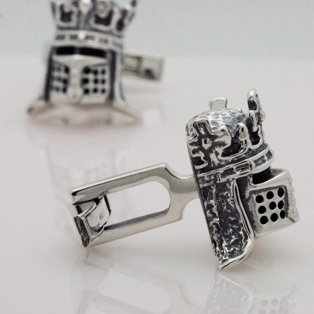 The King Cufflinks