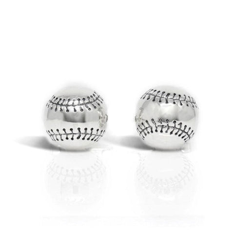 The Pitcher's Baseball Cufflinks
