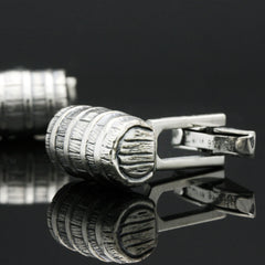 The Cooper Barrel Cufflinks