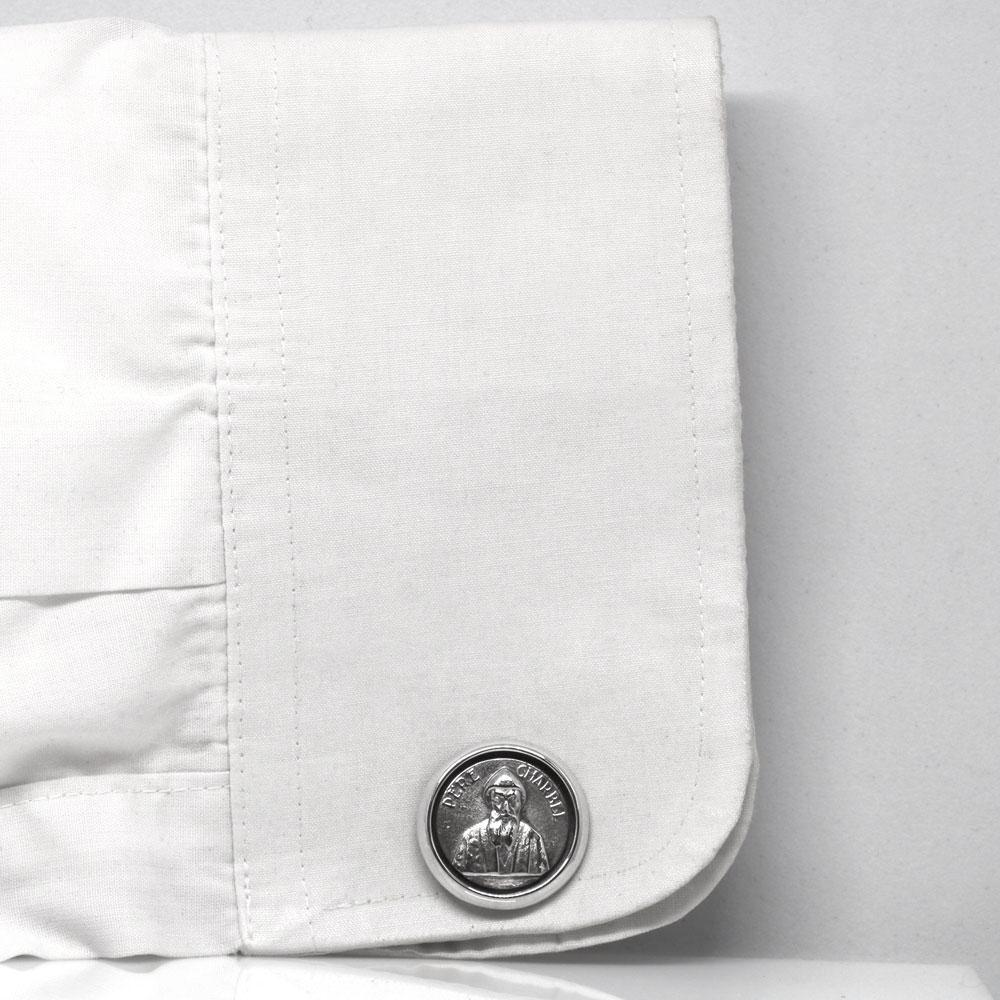 The Saint Charbel Cufflinks