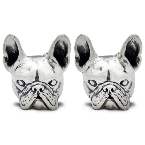 The French Bulldog Cufflinks