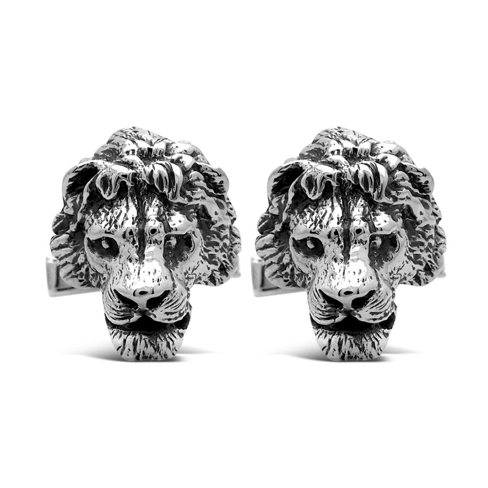 The Stern Lion Cufflinks