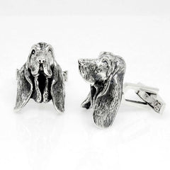 The Basset Hound Cufflinks