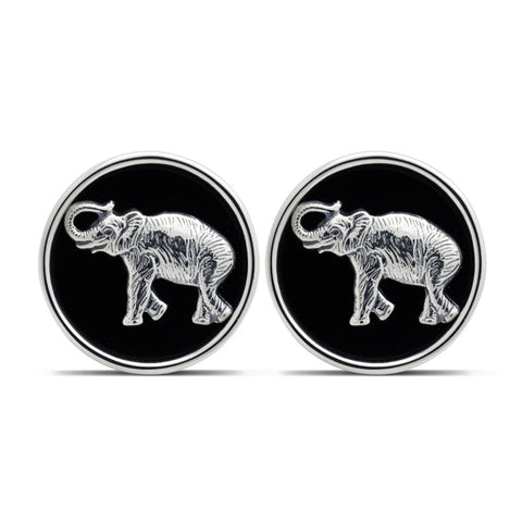 The Lucky Elephant Cufflinks