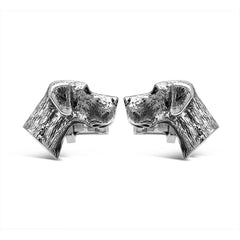 The Great Dane Cufflinks