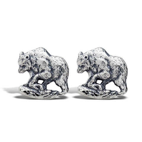 The Grizzly Bear Cufflinks