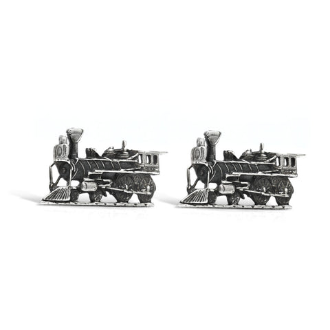 The Steam Train Cufflinks