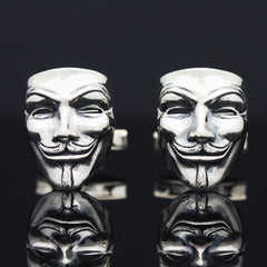 The Fawkes Cufflinks