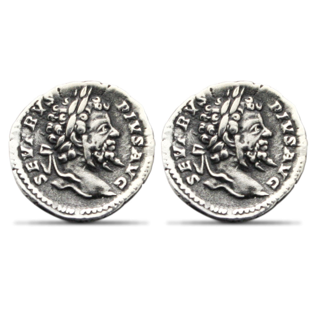 The Septimius Severus Cufflinks