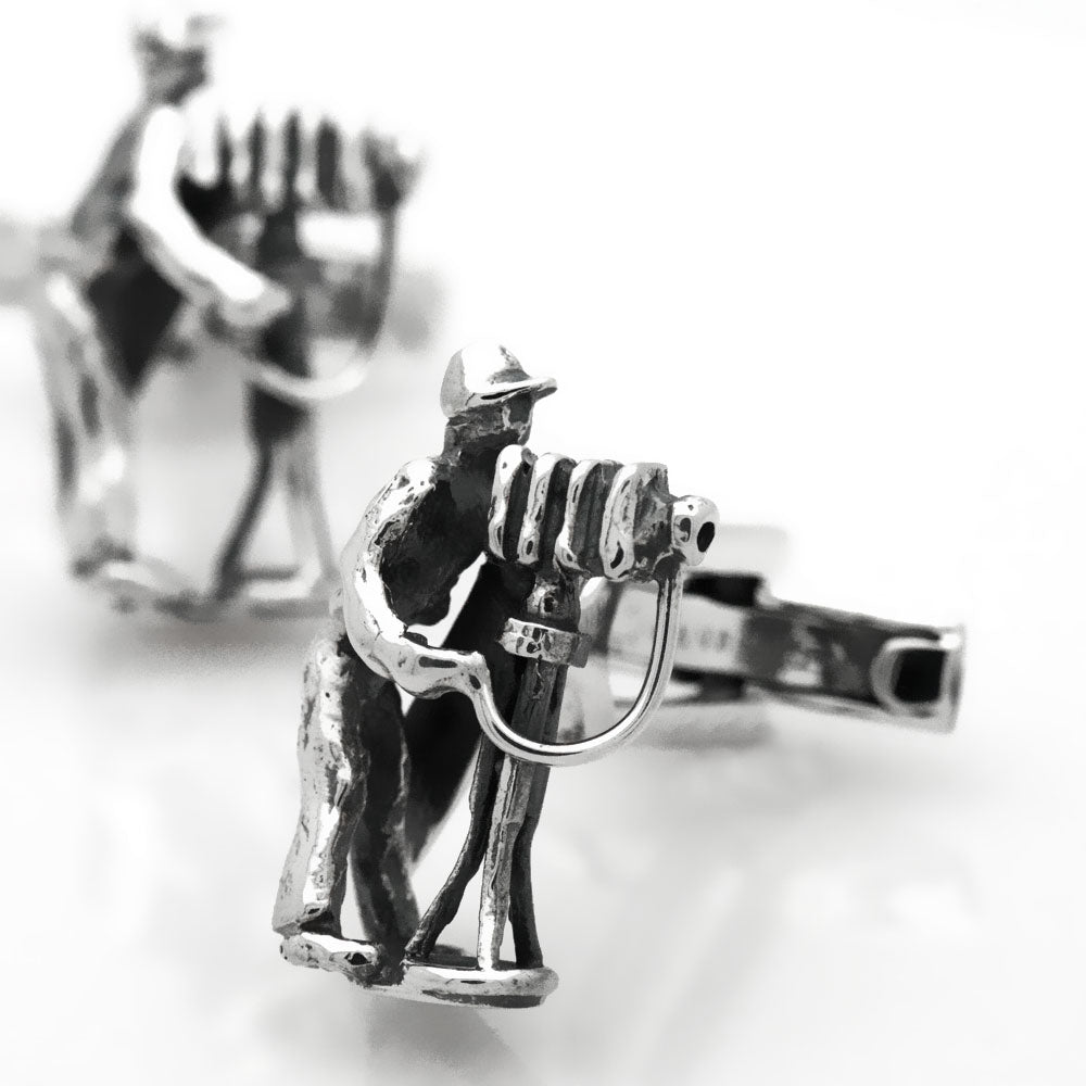 The Cameraman Cufflinks