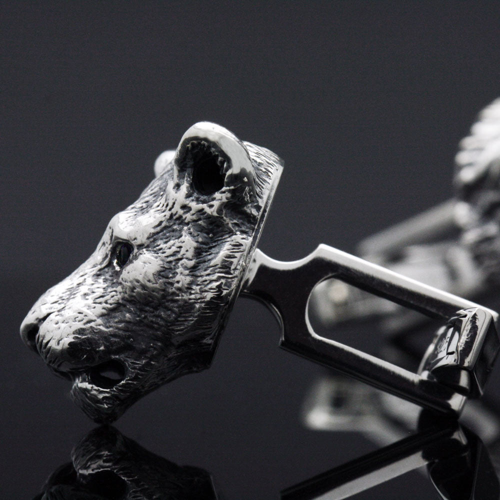 The Lion & Lioness Cufflinks