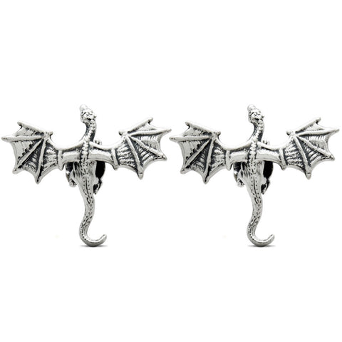 The Medieval Dragon Cufflinks